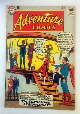 ADVENTURE COMICS #313 ~ 1963 DC Comics - Superboy and the Legion of Super-heroes