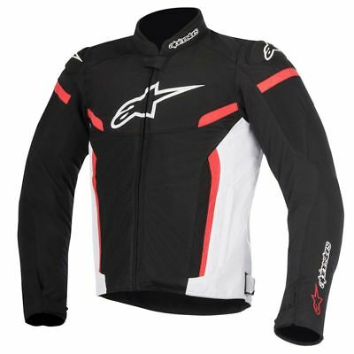 Alpinestars T-Gp Plus R V2 Air Jacket Black White Red