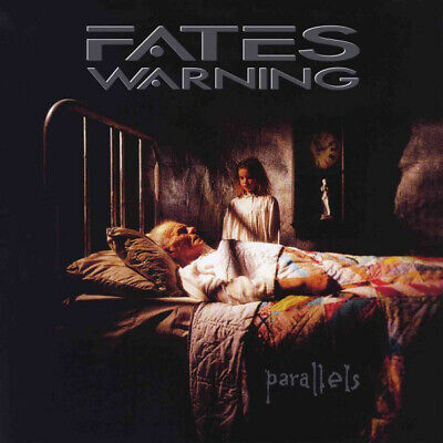FATES WARNING - Parallels CLEAR LIGHT SALMON VINYL