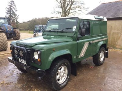 Land Rover Defender County 90 💥 One not to be missed 💥