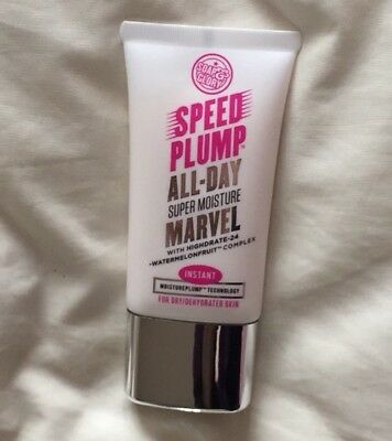 Soap And Glory Speed Plump All Day Super Moisture Marvel New 50ml