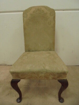 Vintage Antique bedroom  Chair Queen Anne Style