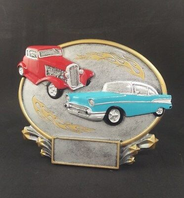 Antique Car Trophy. Classic Car Show Resin Award Free Engraving