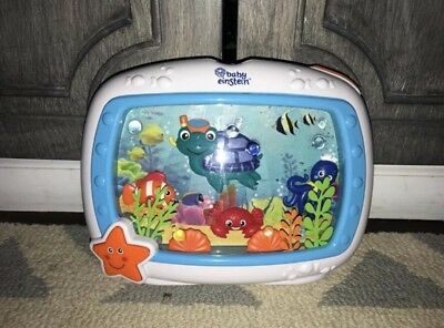 Baby Einstein Sea Dreams Soother ~ Mobil Crib Music Lights Great