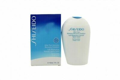 Shiseido After Sun Intensive Recovery Emulsion For Face & Body. New