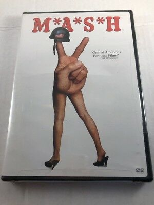 M*A*S*H DVD Widescreen Edition