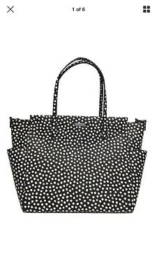 Kate Spade Laurel Way Printed Kaylie Baby Musical Dot Diaper Bag WKRU4508 $329