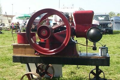 amanco stationary engine hit and miss