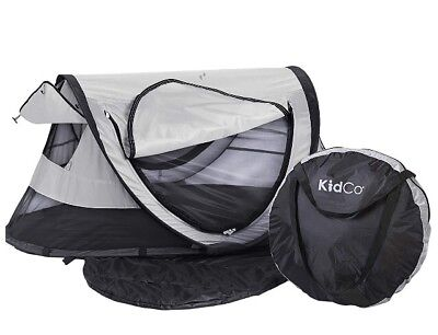 KidCo P4012 PeaPod Plus Infant Travel Bed, Midnight Brand New