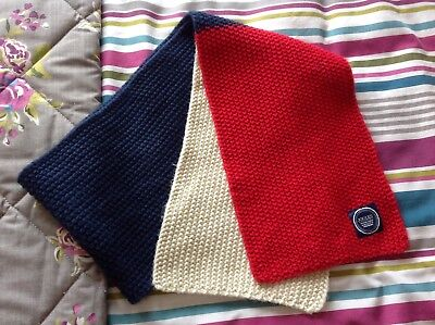 Joules scarf boys