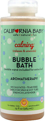 California Baby Calming Bubble Bath 13oz