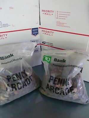 68 Lbs. $100.00 US dollars - Lincoln pennies 95% copper. 1959-1982