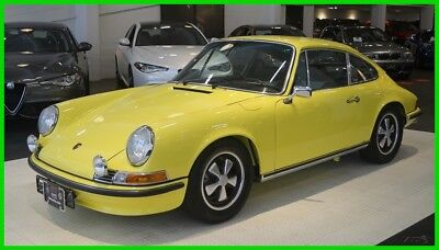 Porsche 911  1972 Used Manual Coupe