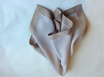 DAKS Men's  handkerchief, pocket square smart for wedding, work or casual.