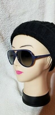 49fc881544 RAY-BAN SUNGLASSES - CATS 5000 ICONS AVIATOR RB4125 630371 59 ...