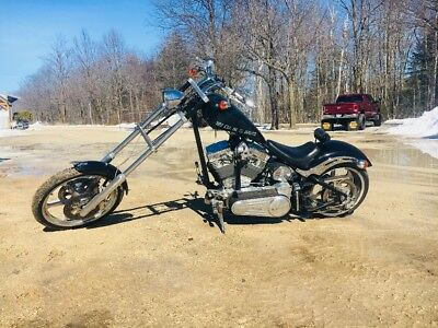 2003 Other Makes CUSTOM  2003 CUTOM CHOPPER MOTORCYCLE