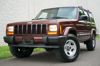 2000 Jeep Cherokee Sport 4.0 4WD NO RESERVE AUCTION SEE YouTube Video 2000 Jeep Cherokee Sport 4.0L 4WD NO RESERVE AUCTION SEE YouTube Video