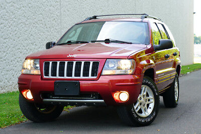 2004 Jeep Grand Cherokee Special Edition 4.0 4WD NO RESERVE SEE VIDEO 2004 Jeep Grand Cherokee Special Edition 4.0L Trail Rated 4WD SEE YouTube Video