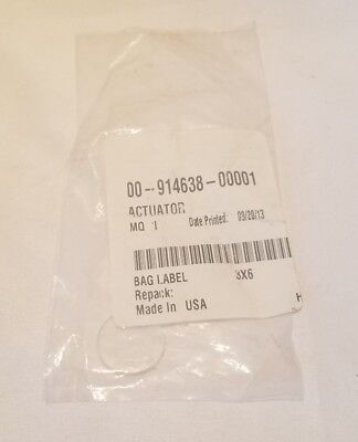 Hobart Actuator Stop Switch Qty 1 New Old Stock OEM 00-914638-00001