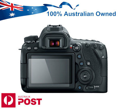 LCD Screen Protector Guard for Canon EOS 6D Mark II 6D2 DIGITAL CAMERA OZ