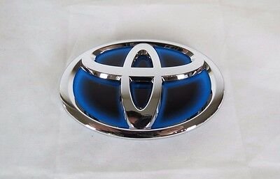 11-13 TOYOTA HIGHLANDER HYBRID GRILLE EMBLEM NEW OEM GRILL BADGE sign symbol