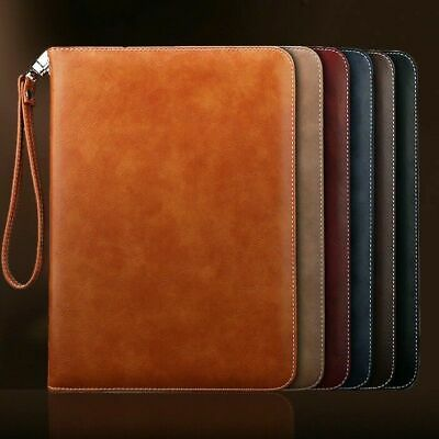 Genuine Luxury Leather Case Cover for Apple New iPad Air Mini 234 5 6 7 Pro 2018