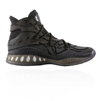 ADIDAS MENS CRAZY Explosive Basketball Boots Black Sports Breathable  Lightweight - EUR 61 dfcc83103