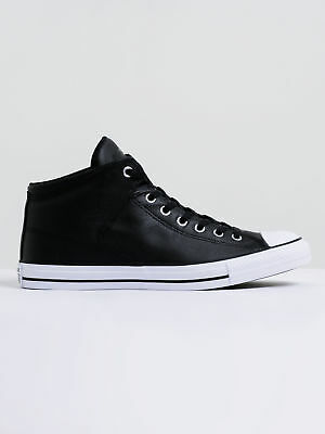 New Converse Unisex Men Chuck Taylor All Star High Street Sneakers In Black