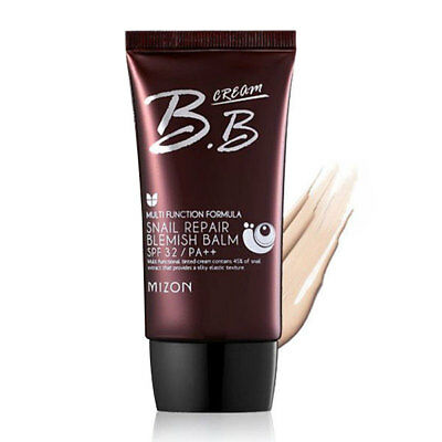[MIZON] Snail Repair Blemish Balm SPF32 PA++ 50ml 2 Color - BEST Korea Cosmetic