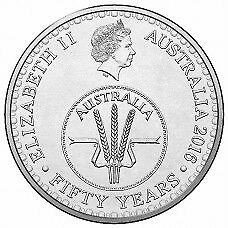 2016 Changeover 10c RAM Mint Roll (40 Coins in Roll)