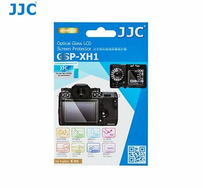 JJC GSP-XH1 Ultra-thin Glass LCD Screen Protector for FUJIFILM X-H1 XH1 _AU