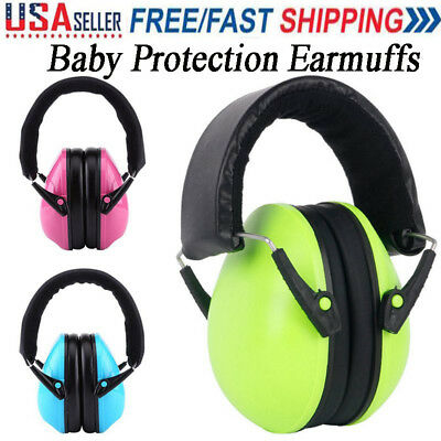 Baby Kids Child Earmuffs Hearing Protection Ear Muff Toddler Noise Reducing 25dB
