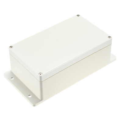 241x122x75mm Electronical ABS Plastic DIY Junction Box Enclosure Project Case