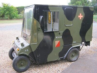 Army Military look alike electric van for the kids