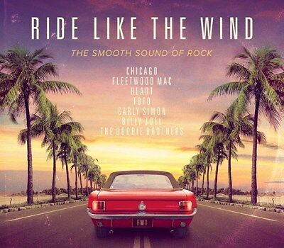 Ride Like the Wind - Various Artists (Box Set) [CD]