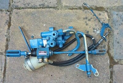 Ford Tractor 6610 7610 and other modals,  Trailer Braking Valve System