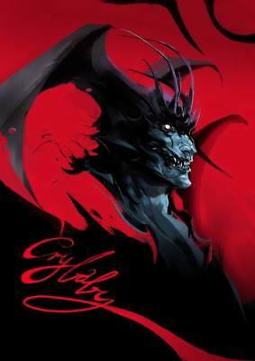 "20195 Hot Movie TV Shows - DEVILMAN Crybaby 2018 12 14""x19"" Poster"