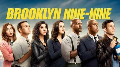 "20078 Hot Movie TV Shows - Brooklyn Nine-Nine Season 5 5 24""x14"" Poster"