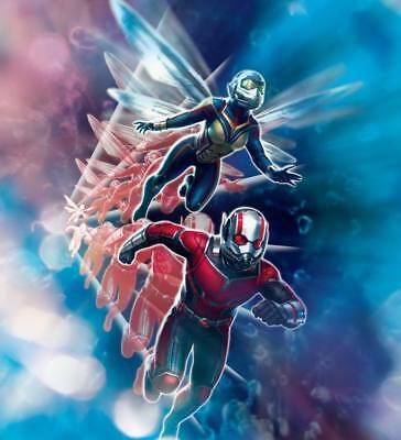 """19839 Hot Movie TV Shows - Ant-Man and the Wasp 2018 24 14""""x15"""" Poster"""