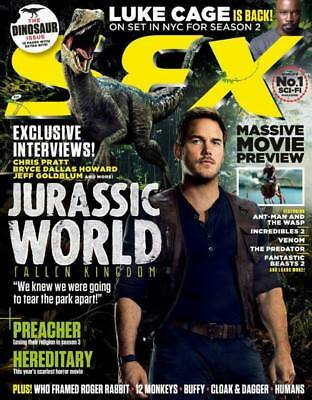 "20611 Hot Movie TV Shows - Jurassic World Fallen Kingdom 2018 3 14""x17"" Poster"