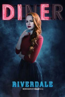 "20833 Hot Movie TV Shows - Riverdale Season 2 4 14""x21"" Poster"