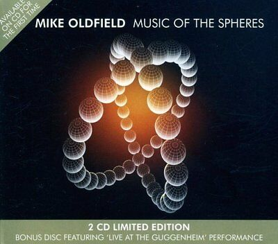 Mike Oldfield - Music of the Spheres (Special Bonus LIVE Edition) [CD]