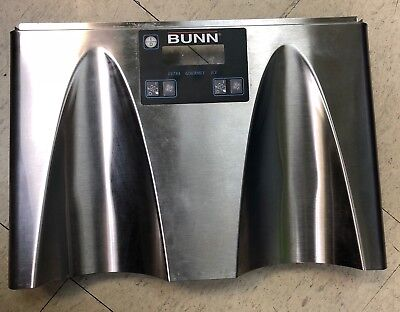 Bunn Ultra 2 Front Panel Assembly 32116.1000