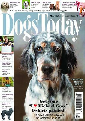 Dogs Today Uk - August 2018    Pdf
