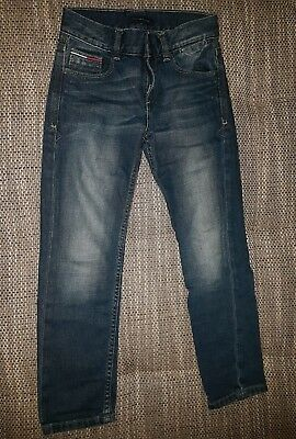 jeans bambino 8 anni Tommy hilfiger