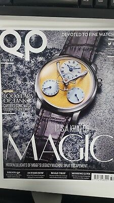qp watch magazine issue 84