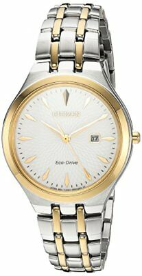 Citizen Watch Company Womens Eco-Drive Quartz Stainless Steel Casual