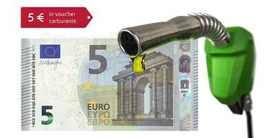 Buono Carburante IP 5€ Gratis