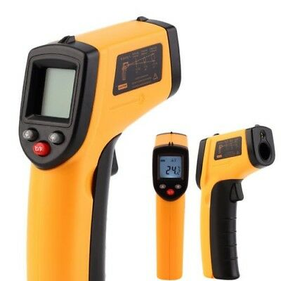 Ghost Hunting Digital Infrared Thermometer laser point gun paranormal equipment