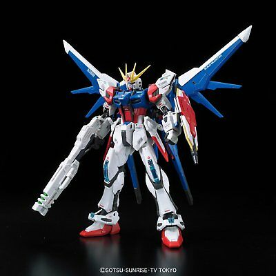 GAT-X105B/FP Build Strike Gundam Full Package GUNPLA RG Real Grade 1/144 BANDAI